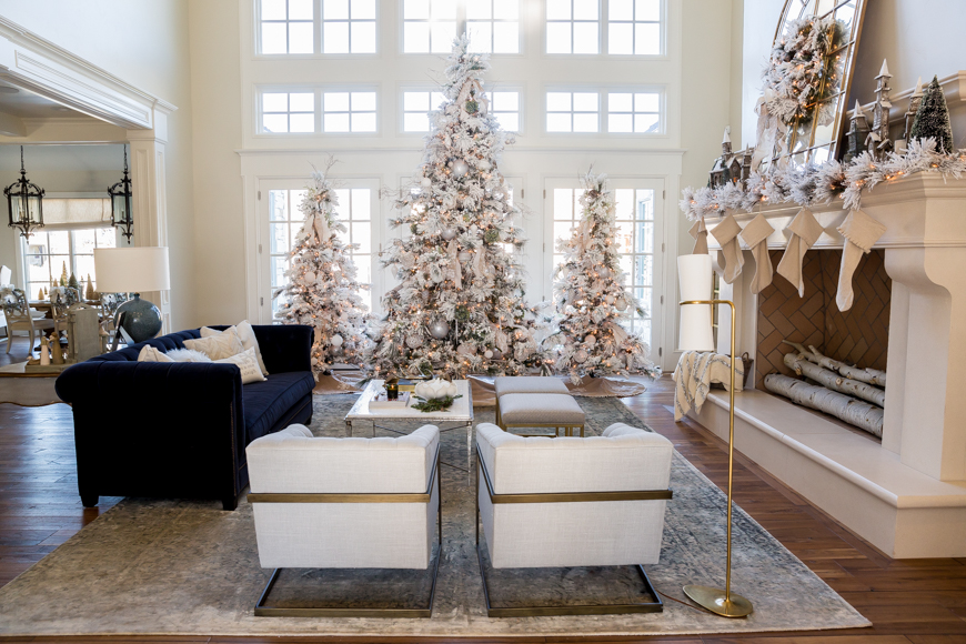 Rachel Parcell's Home for Christmas | Salt Lake City, Utah