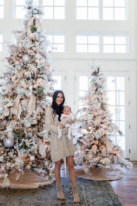 Rachel parcell s home for christmas salt lake city utah
